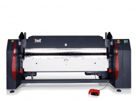 Motorized folding machines - TVM