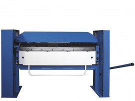 Manual folding machine type UNI