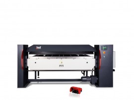 Semimotorized folding machine - UNIM