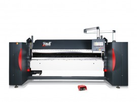 Motorized folding machines MAXI PLUS