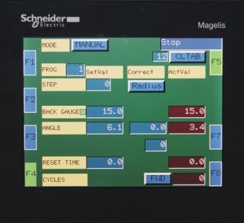 Riadiaci system NC1A