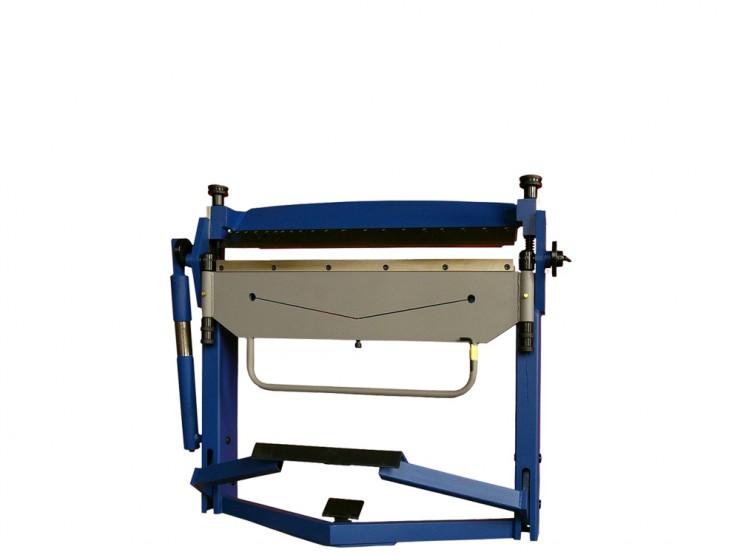 Manual folding machine type TF