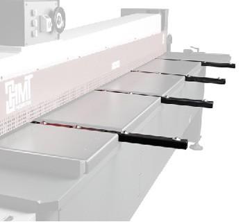 Predĺženie stola s guličkami 650mm alebo 1000mm