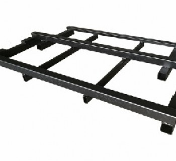 Welded frame for transport